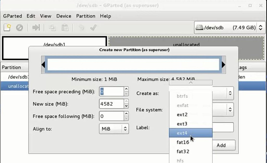 How To Install Kali Linux On USB Drive Persistent_image02