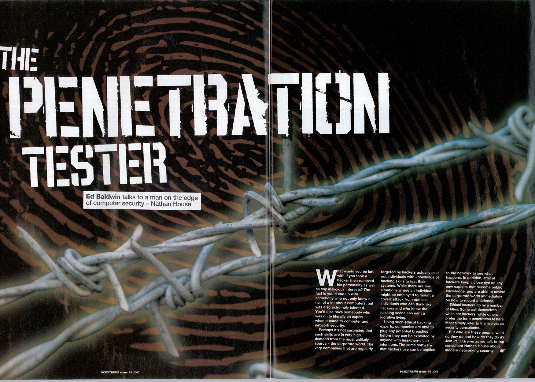 4 Steps of Penetration Testing