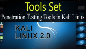 Penetration Testing Tools in Kali Linux