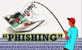 image of phishing