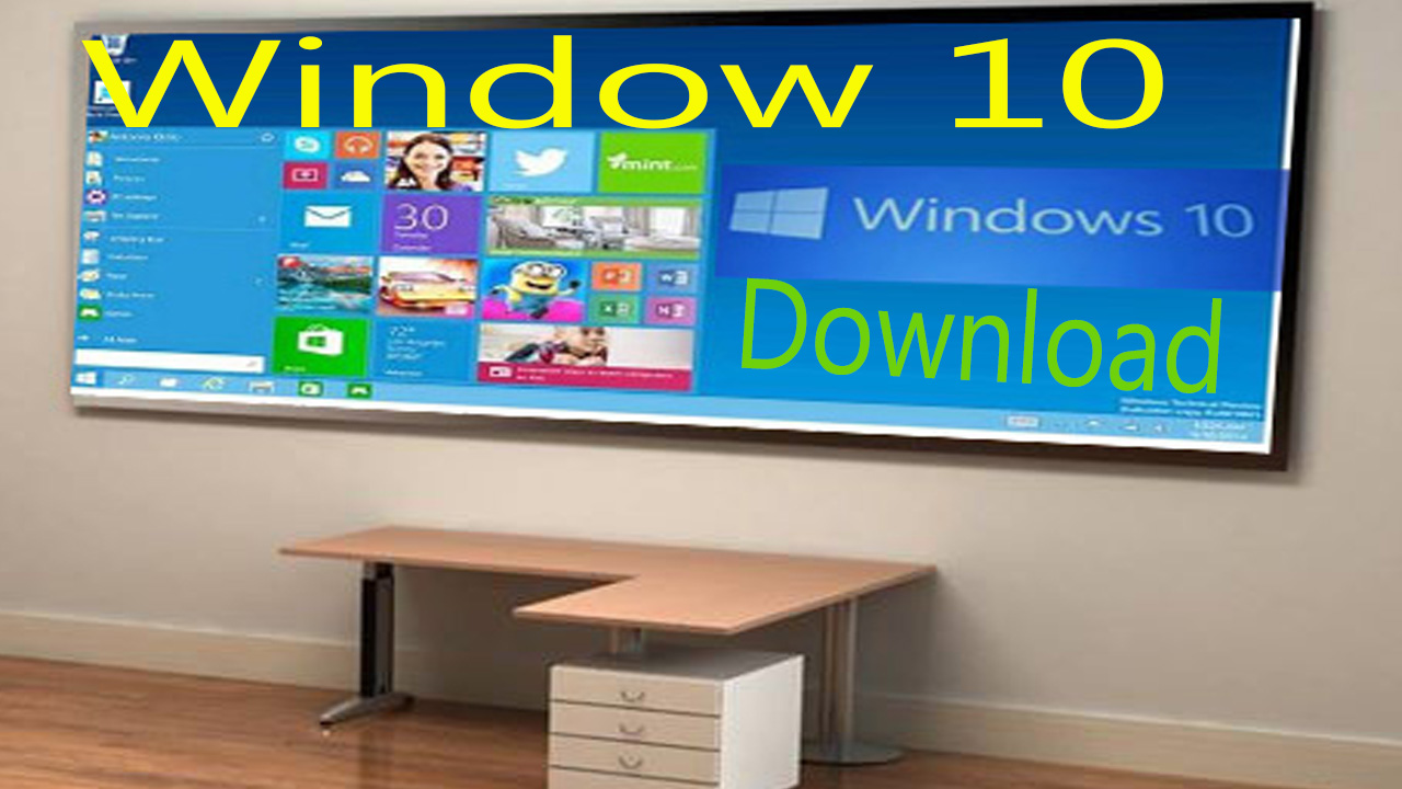 download window 10