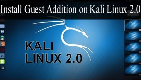 how to install virtualbox guest additions in kali linux