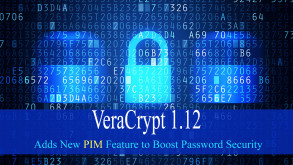 Data, file, full disk and Hard drive encryption software Veracrypt