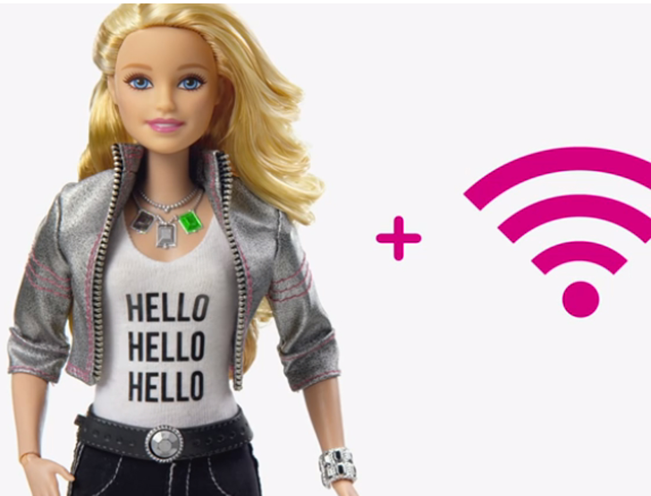 Barbie with wifi wasn't a good idea after all