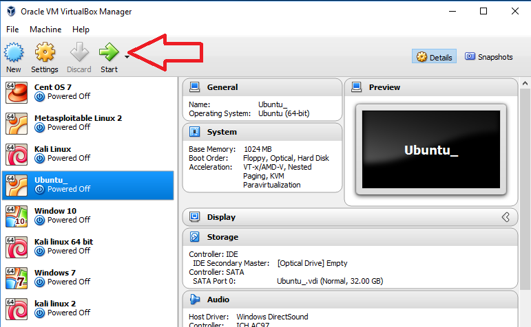 Install virtualbox guest additions on Ubuntu