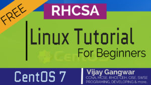 Linux tutorial for beginners - free