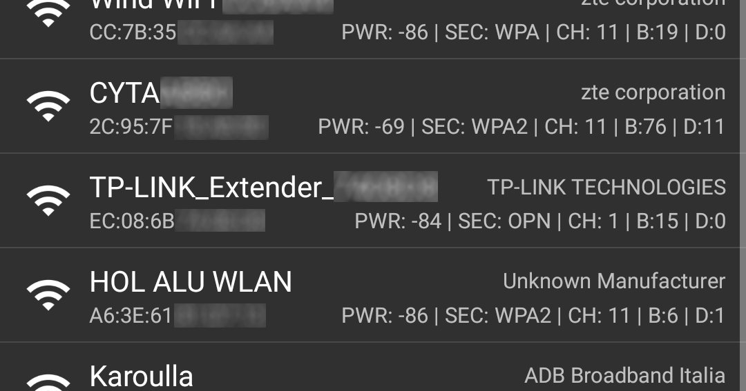 hack wifi password through android mobile