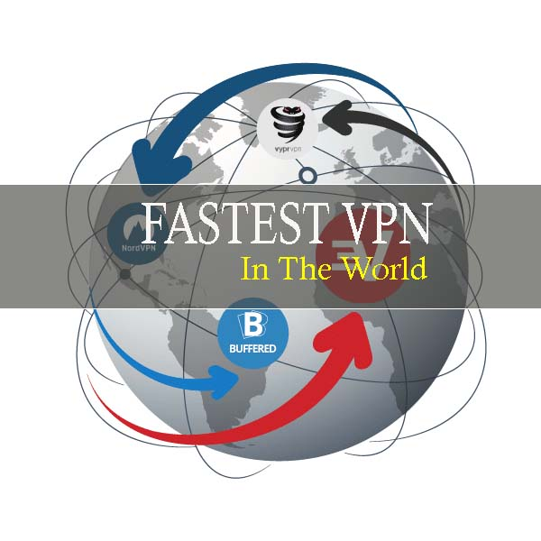 fastest VPN in the world 2018