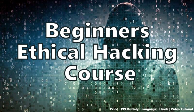ethical hacking tutorial free