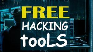 free hacking tools