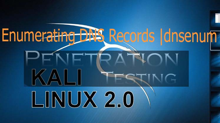 DNS Enumeration through dnsenum tool in Kali Linux Guide for beginners