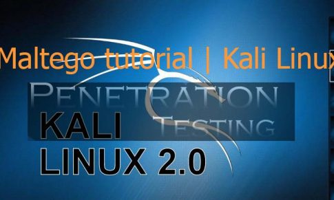 8 Steps to run Maltego Kali Linux – beginner guide