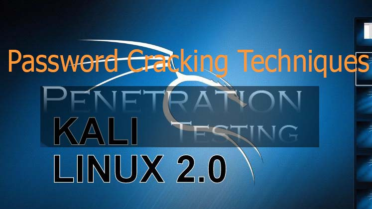 Most used Password cracking techniques by Cain and Abel Software
