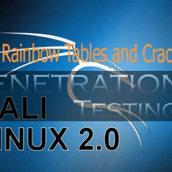 Generate Rainbow Tables and Crack Hashes in Kali Linux
