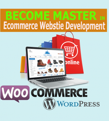 Master in WooCommerce and  WordPress E-Commerce Tutorial in Hindi