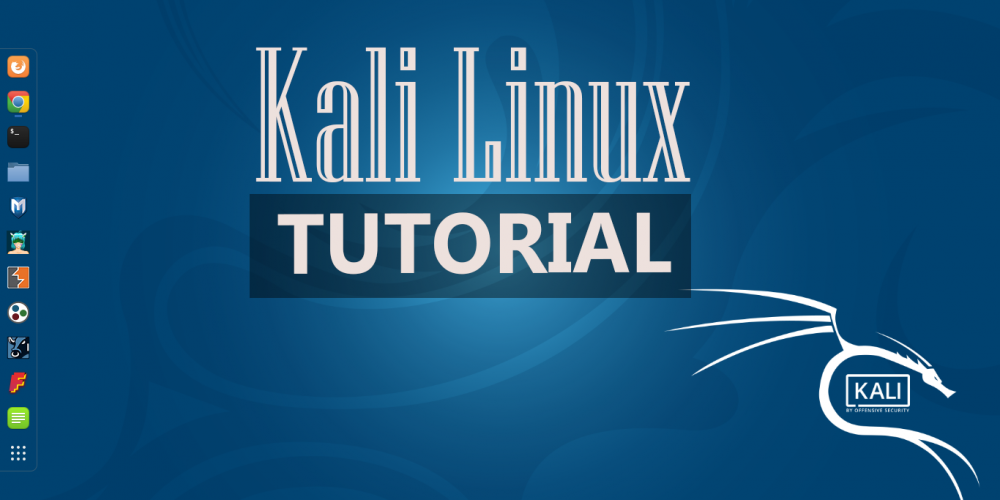Kali linux tutorial for Beginners