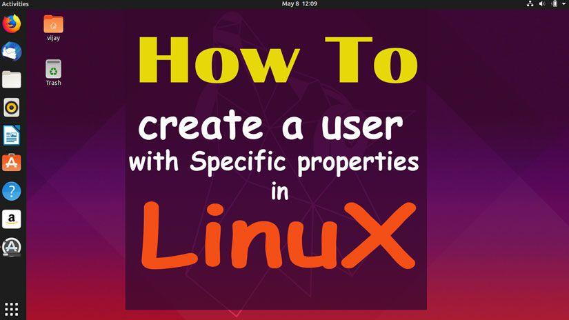 How to Create User in Linux by Adduser in Ubuntu Tutorial for Beginners