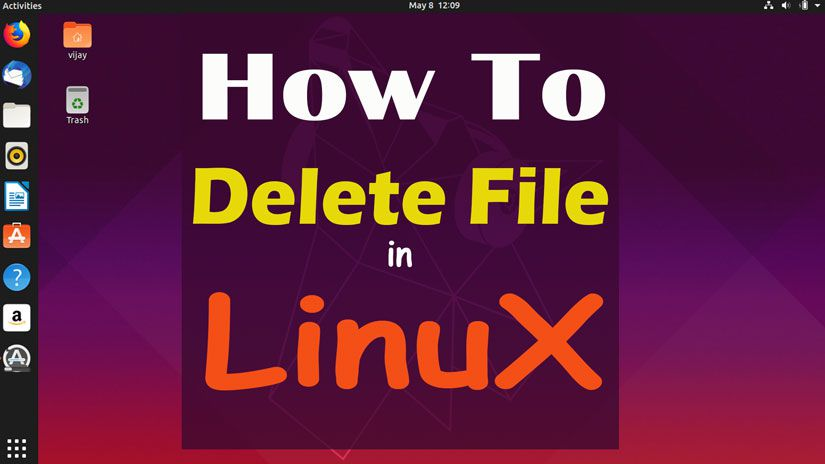 How-to-delete-file-in-linux