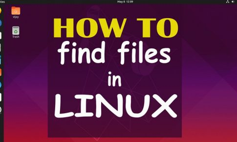 How to Find a File in Linux in All Directories