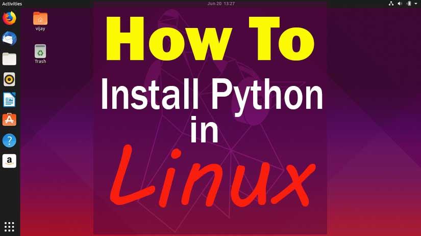 How-to-install-python-in-Ubuntu