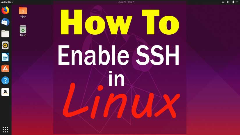 how-to-enable-ssh-server-in-ubuntu-steps